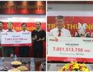 Ở Lâm Đồng đi công tác Hà Nội mua vé số trúng hơn 7 tỷ đồng