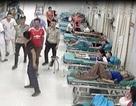 Xách dao vào bệnh viện chửi bới, xúc phạm bác sĩ