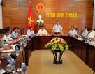 Chủ tịch tỉnh Bình Thuận phải nghiêm túc kiểm điểm trách nhiệm