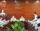 Thanh tra môi trường, đất đai, xây dựng cơ bản tại tỉnh Hậu Giang