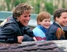 """Công nương Diana """"tinh nghịch"""" trong ký ức của 2 con trai"""