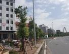 """Kiên quyết xử lý khách sạn """"xén"""" đất nông nghiệp vươn ra cầu Nhật Tân"""