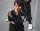 """""""Đóa hồng thép"""" của Cảnh sát cơ động Hà Nội"""