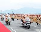 Cận cảnh lực lượng CSGT dẫn đoàn tại Tuần lễ Cấp cao APEC