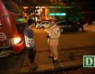 """CSGT Hà Nội ra quân xử phạt xe """"khủng"""" chạy trong nội đô"""