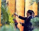Chủ tịch nước dâng hương khai Xuân tại Hoàng thành Thăng Long