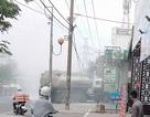 Kịp thời khống chế đám cháy trước cây xăng ở Sài Gòn