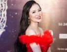 Thuỳ Dung đẹp mặn mà không kém thí sinh Hoa hậu Đại dương