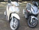 Xe SH bị mất cắp tại Hà Nội, tìm thấy ở Quảng Ninh