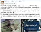Nhờ Facebook tìm được tiền đánh rơi ở trụ ATM