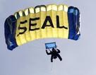 Lính đặc nhiệm Mỹ tử nạn khi trình diễn nhảy dù