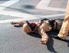 Hà Nội: Truy tìm người lái xe máy tông CSGT trọng thương