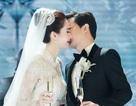 Khoảnh khắc ngọt ngào của Đặng Thu Thảo và chồng trong hôn lễ