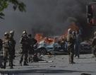 Đánh bom đẫm máu gần các đại sứ quán ở Afghanistan, 80 người chết