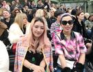 Lưu Nga - Nhà sáng lập Elise ngồi hàng đầu show Chanel