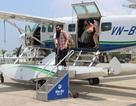 Đạo diễn phim Kong trở lại thăm Vịnh Hạ Long bằng thuỷ phi cơ