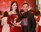 NTK Đỗ Trịnh Hoài Nam đấu giá áo dài dát vàng ủng hộ đồng bào vùng lũ
