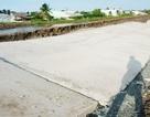 Vụ đê biển sụt lún nghiêm trọng: Đơn vị thi công từng nhận bằng khen