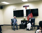 Bí ẩn chiếc đồng hồ trong chuyến thăm của Ngoại trưởng Mỹ tới Afghanistan