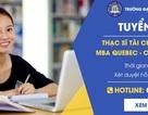 Đại học Thương Mại tuyển sinh thạc sĩ Tài chính khóa 10