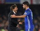 """Vì sao HLV Conte phũ phàng """"đá"""" Diego Costa khỏi Chelsea?"""