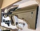 Thu giữ hàng chục chiếc súng bắn đạn nhựa nguy hiểm