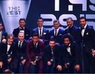 Đội hình tiêu biểu thế giới năm 2017: Real Madrid áp đảo