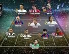 Đội hình xuất sắc nhất năm 2016 của UEFA