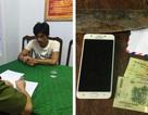 Con nghiện phục kích phụ nữ trên đường vắng để cướp giật tài sản