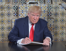 Tổng thống Trump gửi thư cho Chủ tịch Trung Quốc