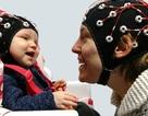 Sóng não của mẹ và bé đồng bộ khi họ nhìn nhau