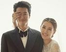 Lee Dong Gun và Jo Yoon Hee đẹp đôi trên tạp chí