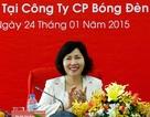 Giá cổ phiếu phục hồi, nhà Thứ trưởng Kim Thoa có thêm gần 30 tỷ đồng
