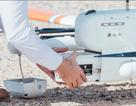 Ứng dụng thành công máy bay drone để tiếp tế máu qua sa mạc
