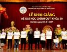 Hơn 5.000 tân sinh viên ĐH Kinh tế quốc dân đón chào Khai giảng năm học mới