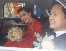 Dàn siêu xe trăm tỷ đón cô dâu Đặng Thu Thảo