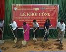 Thêm 2 công trình phòng học Dân trí được khởi công tại Sơn La và Điện Biên