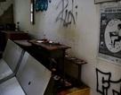 Vẻ âm u trong ngôi trường bỏ hoang nhiều năm ở Sài Gòn