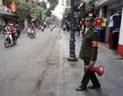 Vỉa hè trung tâm Hà Nội sau một tuần ra quân dọn dẹp