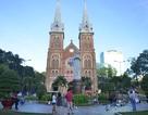 Một Sài Gòn không ồn ào, khác lạ trong ngày đầu năm mới