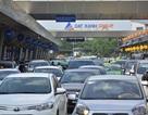 Sân bay Tân Sơn Nhất lại kẹt xe trầm trọng từ trong ra ngoài