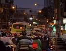 Người dân đổ về quê ăn Tết, cửa ngõ Sài Gòn kẹt cứng