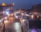 Người dân về quê nghỉ lễ, cao tốc TPHCM-Trung Lương ùn tắc, kéo dài hơn 2km