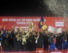 Quảng Nam vô địch V-League đầy kịch tính