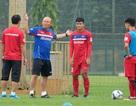 HLV Park Hang Seo suýt nổi nóng với tuyển thủ Việt Nam
