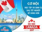 Du học Canada thực tập Co-op rất cần thiết cho nghề nghiệp sinh viên cùng Chương trình CES 2017