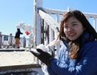 Đẹp ngỡ ngàng Lễ hội mùa đông Sun World Fansipan Legend