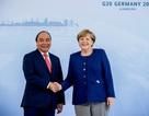 Thủ tướng Đức tiếp đón nguyên thủ thế giới đổ về Đức nhóm họp G20
