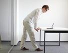 Cố gắng đứng nhiều hơn khi làm việc?