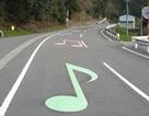 Con đường kỳ thú phát ra tiếng nhạc mỗi khi xe ô tô chạy qua